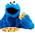 Cookies monster 70px